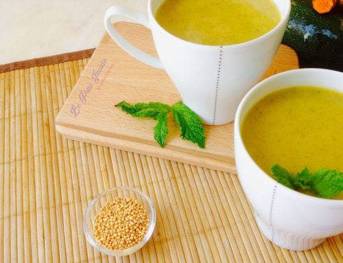 Soup on a Cup (Ayurvedic)